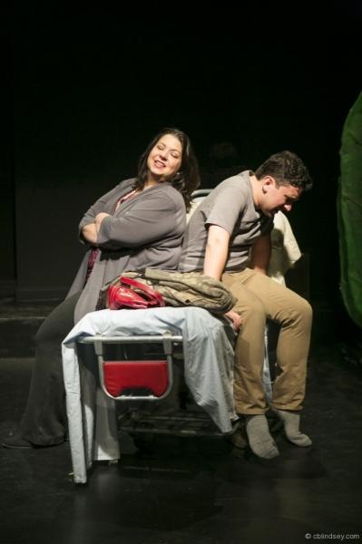 Denise Tamburrino and Jason Richards